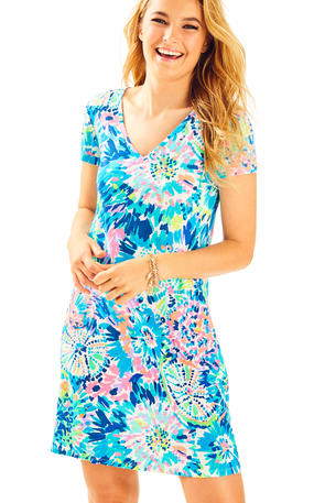 Lilly Pulitzer-Jessica Short Sleeve Dress