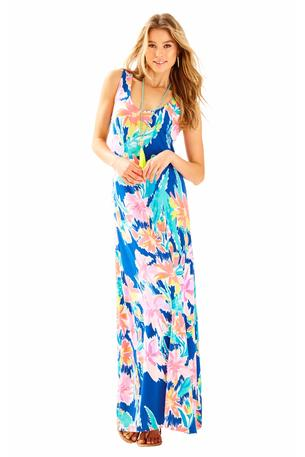 Lilly Pulitzer- Natalia Maxi Dress
