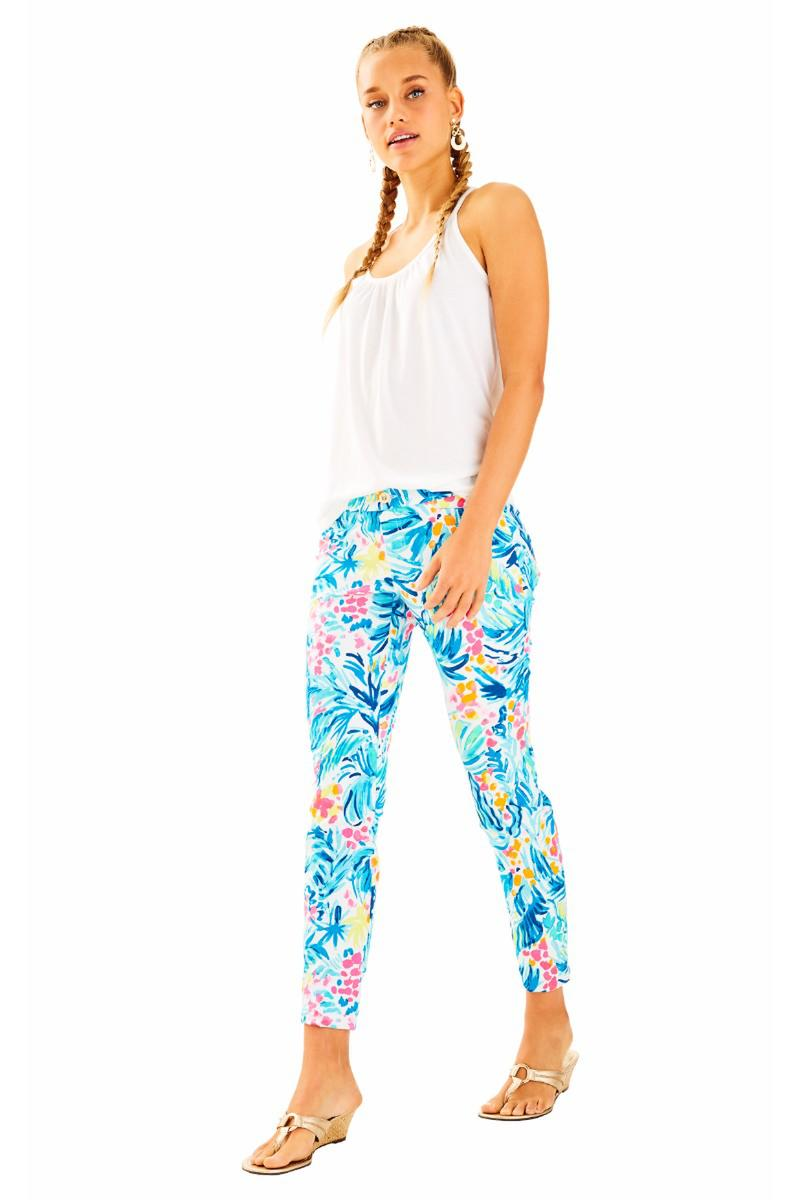 Lilly Pulitzer-Kelly Skin Jean