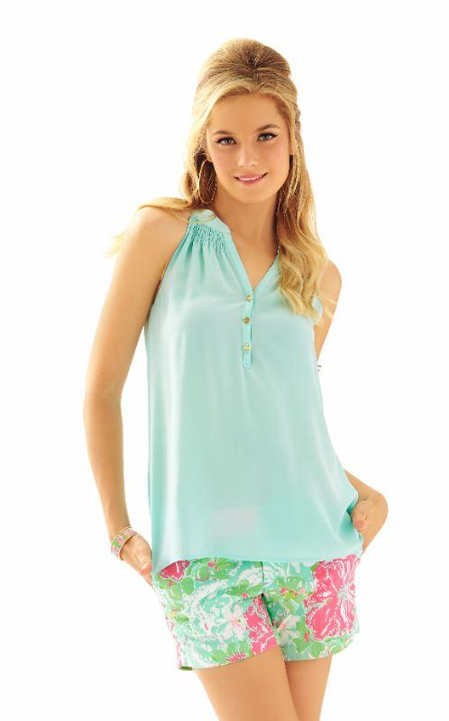 Lilly Pulitzer-Bailey Top