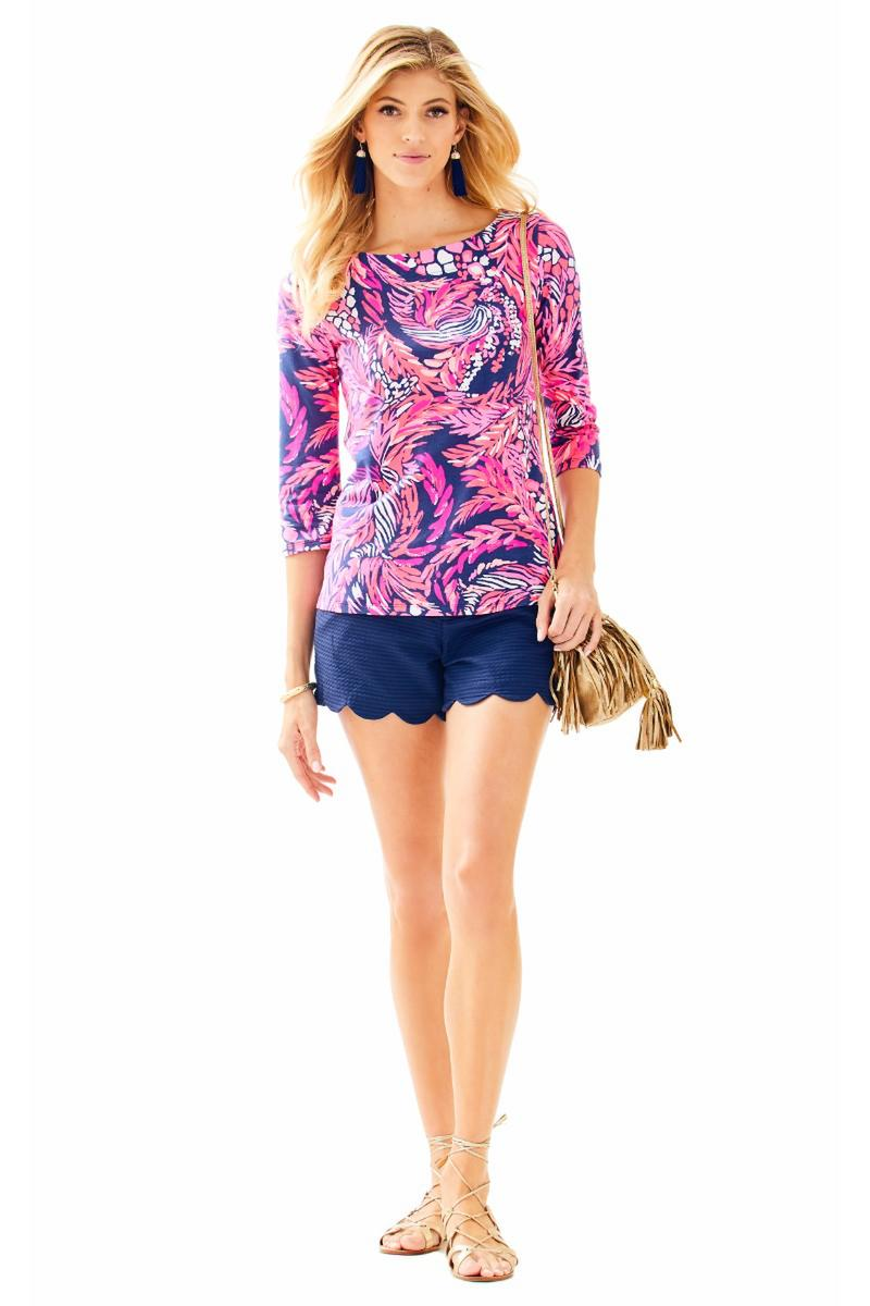 Lilly Pulitzer- Waverly Top