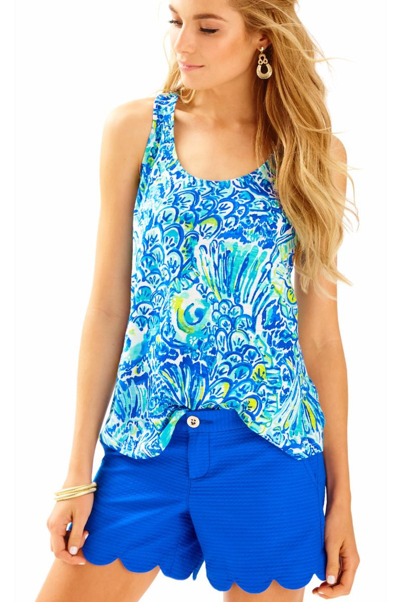 Lilly Pulitzer-Cordelia Top