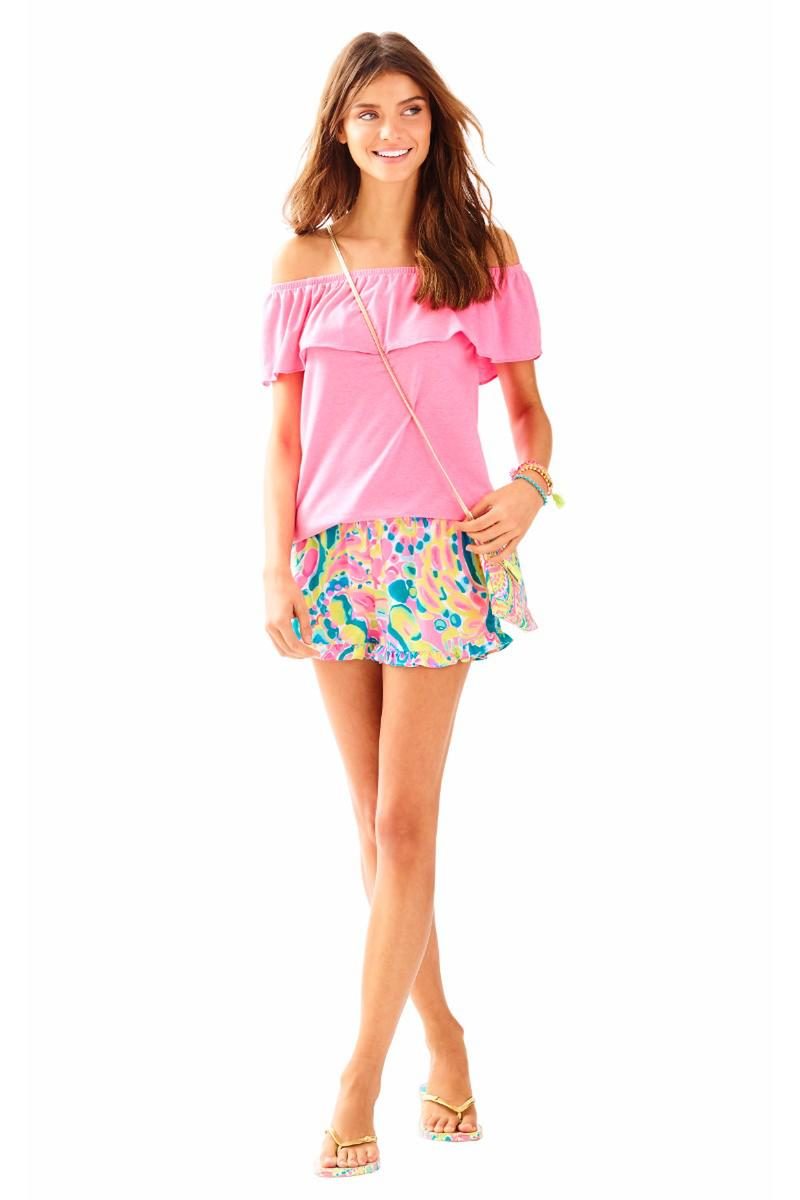 Lilly Pulitzer-Kya Beach Short
