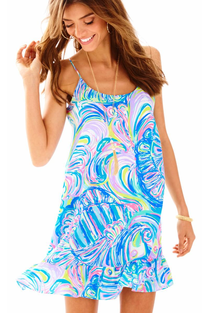 Lilly Pulitzer-Zanna Silk Dress