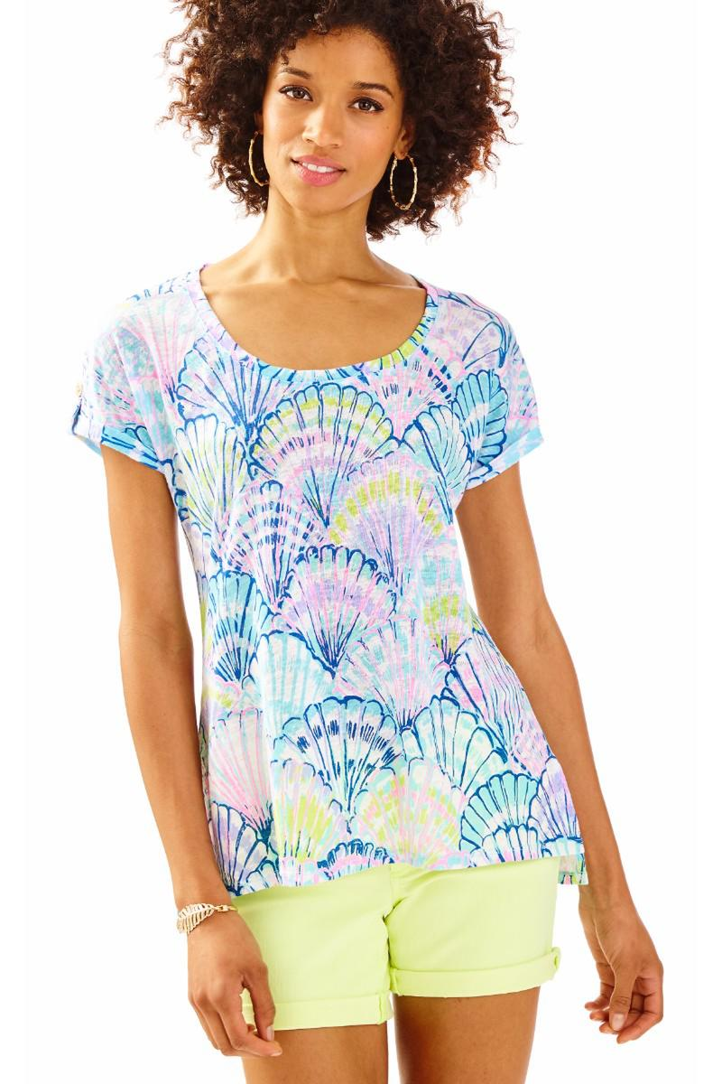 Lilly Pulitzer-Inara Top