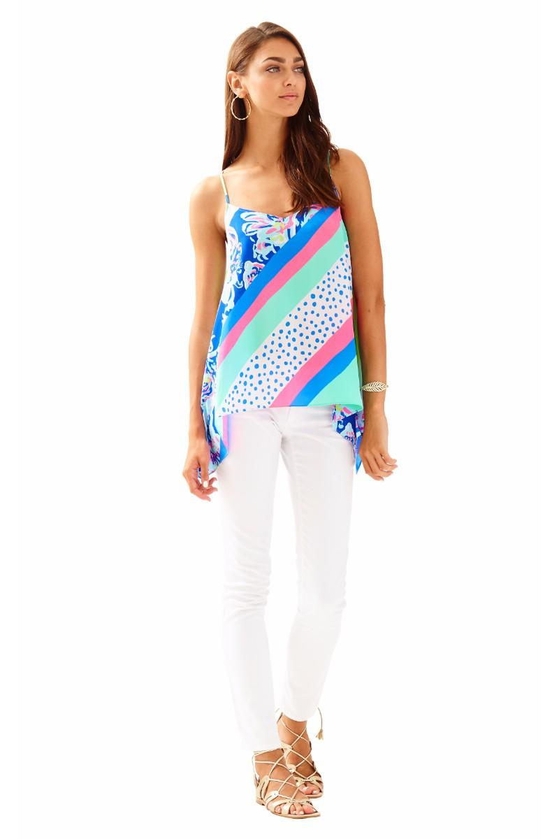 Lilly Pulitzer-Alora Top