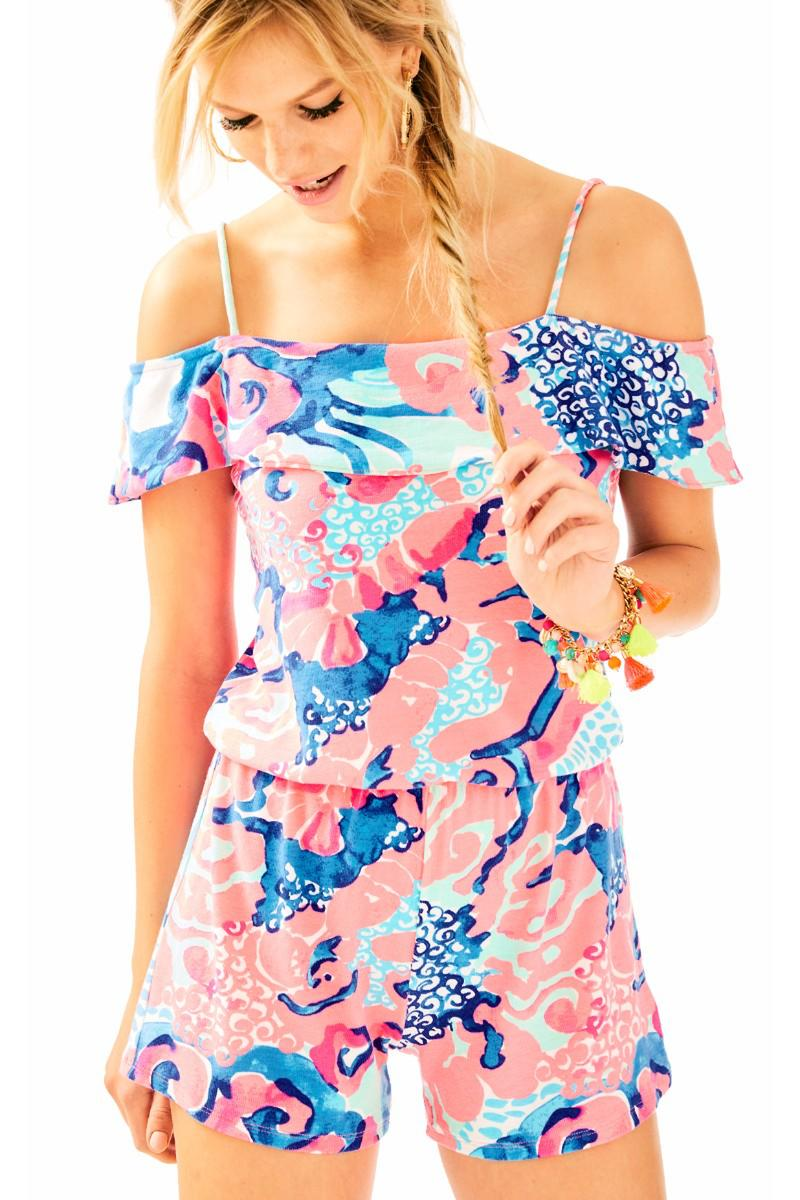 Lilly Pulitzer-Klea Romper