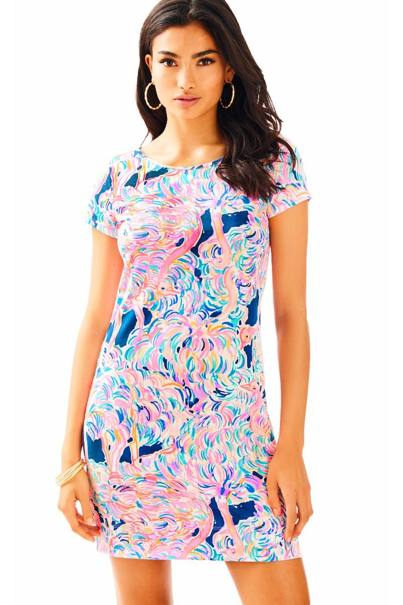 Lilly Pulitzer-Short Sleeve Marlow Dress