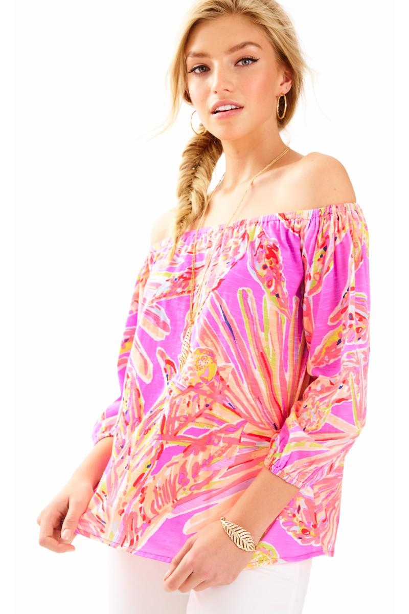 Lilly Pulitzer-Enna Knit Top
