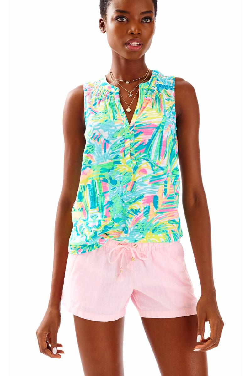 Lilly Pulitzer-Baybreeze Shorts