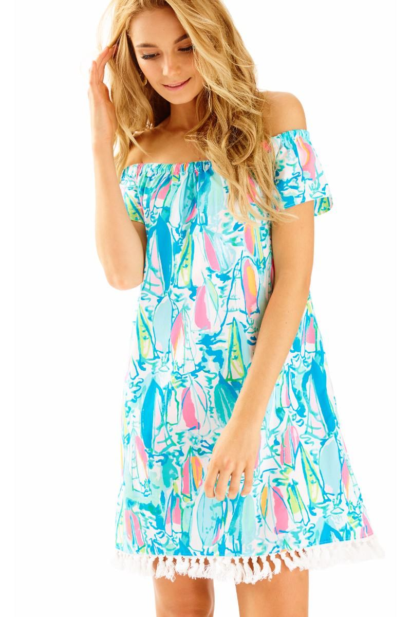 Lilly Pulitzer-Marble Dress