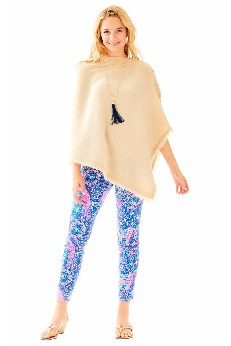 Lilly Pulitzer-Harp Cashmere Wrap
