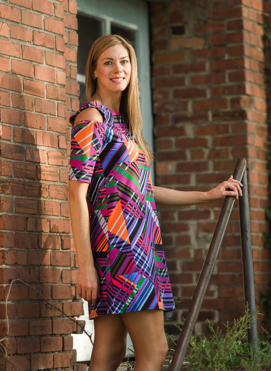 Jude Connally-Dress