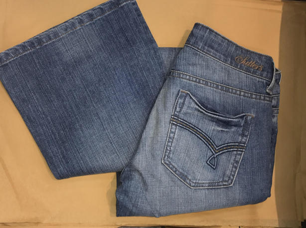 SUTTER'S Jeans Light Wash Boot Cut