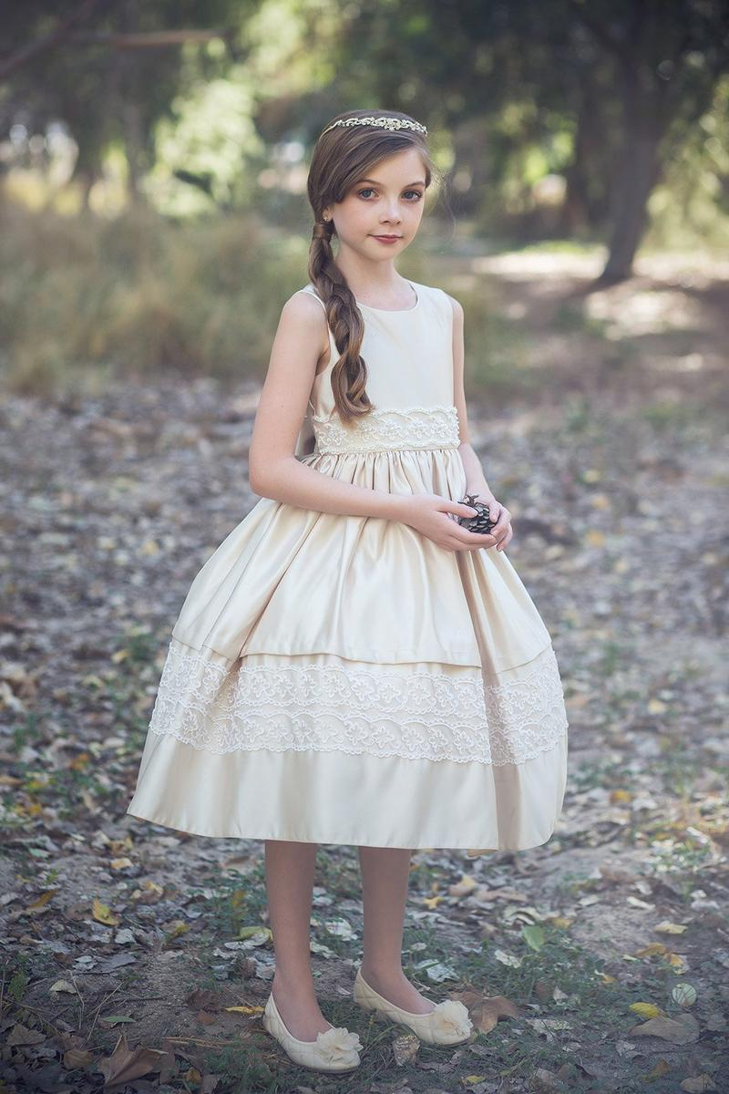 Petite Adele Flower Girl Dress